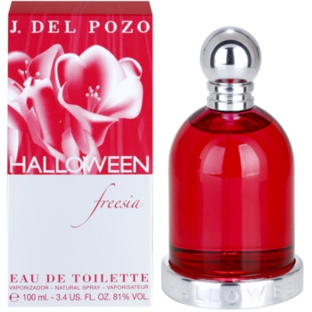 Jesus Del Pozo Halloween Freesia eau de toilette pentru femei