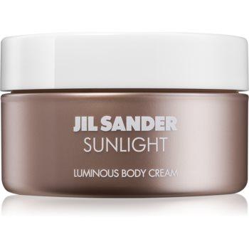 Jil Sander Sunlight Lumière crema de corp pentru femei