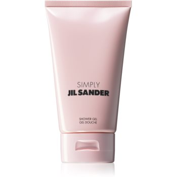 Jil Sander Simply Poudrée Intense gel de duș pentru femei