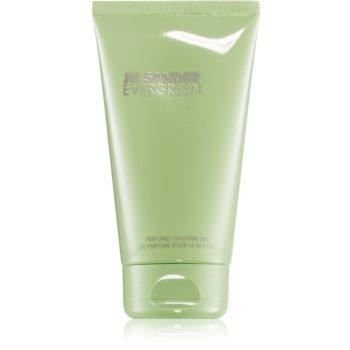 Jil Sander Evergreen gel de duș pentru femei