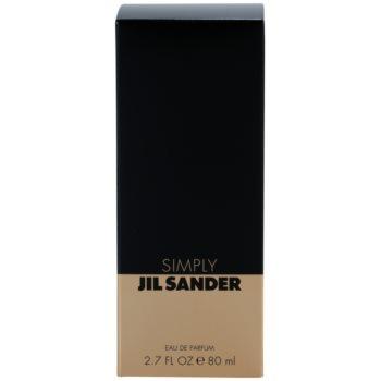 Jil Sander Simply parfumska voda za ženske 4