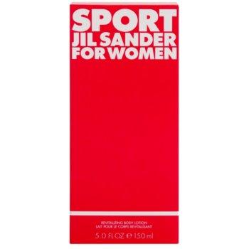 Jil Sander Sport Woman losjon za telo za ženske 1