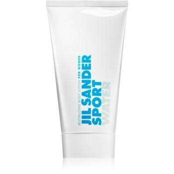 Jil Sander Sport Water for Women tělové mléko pro ženy 150 ml
