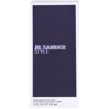 Jil Sander Style Körperlotion für Damen 3