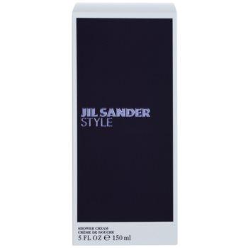 Jil Sander Style Dusch Creme für Damen 1