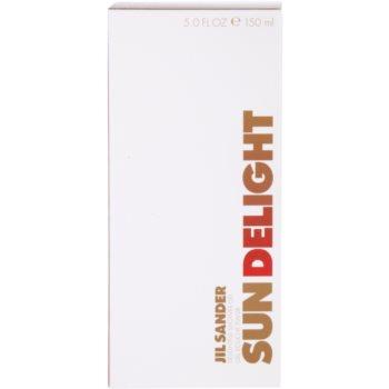 Jil Sander Sun Delight gel za prhanje za ženske 3