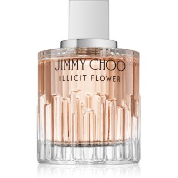 Jimmy Choo Illicit Flower eau de toilette pentru femei 100 ml