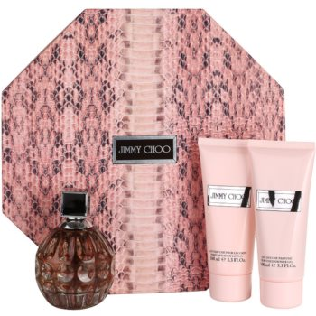 Jimmy Choo For Women Geschenksets 3