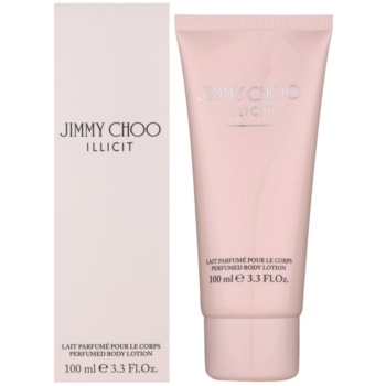 Jimmy Choo Illicit Lapte de corp pentru femei 100 ml