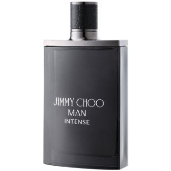 Jimmy Choo Man Intense Eau de Toilette pentru barbati 100 ml