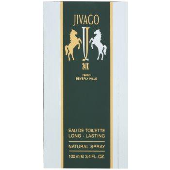 Jivago 24K тоалетна вода за мъже 4