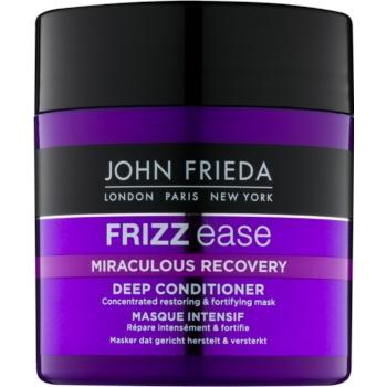 John Frieda Frizz Ease Miraculous Recovery mască cu efecte de reînnoire și de întinerire par