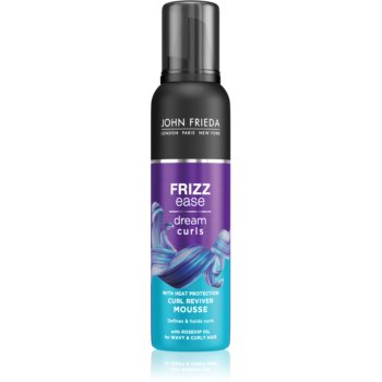 John Frieda Frizz Ease Dream Curls spuma pentru volum la radacina