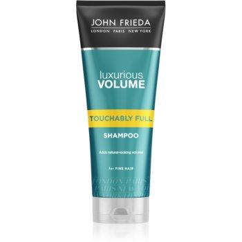 John Frieda Luxurious Volume Touchably Full șampon pentru volum poza noua