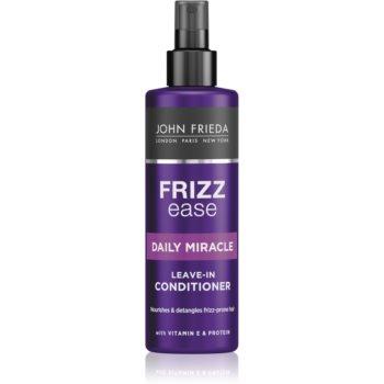 John Frieda Frizz Ease Daily Miracle balsam (nu necesita clatire) imagine produs