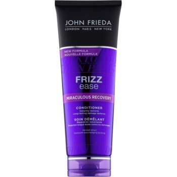 John Frieda Frizz Ease Miraculous Recovery balsam pentru regenerare pentru par deteriorat