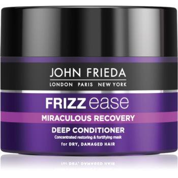 John Frieda Frizz Ease Miraculous Recovery balsam profund hrãnitor pentru par deteriorat imagine