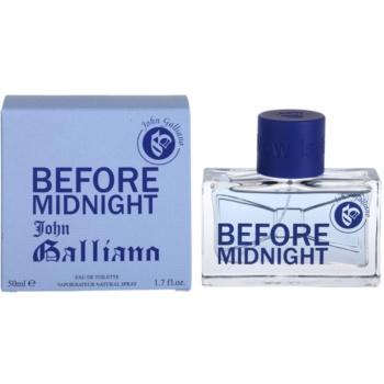 John Galliano Before Midnight eau de toilette para hombre