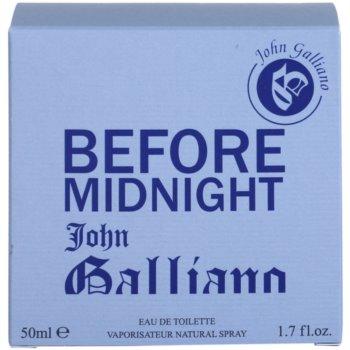 John Galliano Before Midnight toaletna voda za moške 4