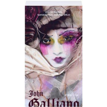 John Galliano John Galliano Eau de Parfum für Damen 1