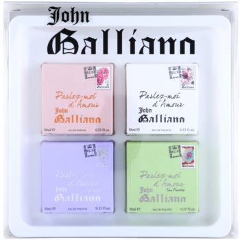 John Galliano Mini set cadou