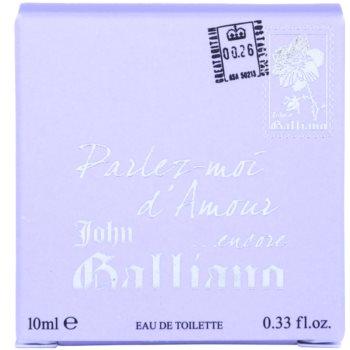 John Galliano Mini darilni set 2