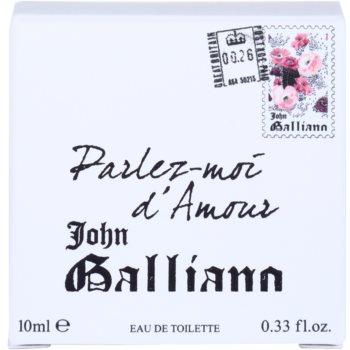 John Galliano Mini darilni set 3
