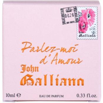 John Galliano Mini darilni set 4