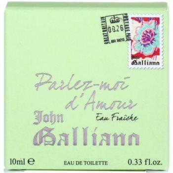 John Galliano Mini darilni set 5