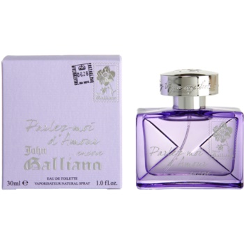 John Galliano Parlez-Moi d'Amour Encore eau de toilette pentru femei 30 ml