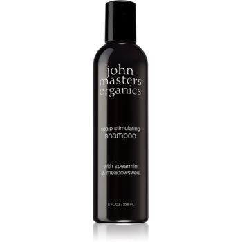 John Masters Organics Scalp sampon pentru cresterea parului pentru un scalp seboreic poza noua
