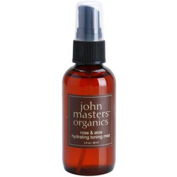 John Masters Organics All Skin Types Feuchtigkeitstonikum im Spray