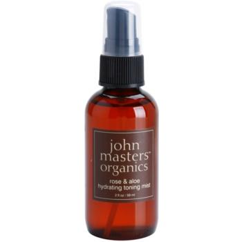 John Masters Organics All Skin Types tónico hidratante em spray