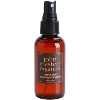 John Masters Organics All Skin Types Feuchtigkeitstonikum im Spray 1