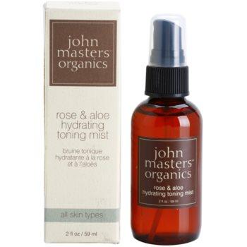 John Masters Organics All Skin Types Feuchtigkeitstonikum im Spray 2