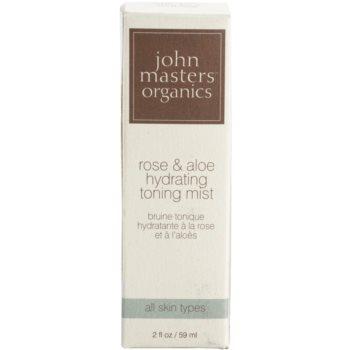 John Masters Organics All Skin Types Feuchtigkeitstonikum im Spray 3