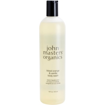 John Masters Organics Blood Orange & Vanilla gel de dus