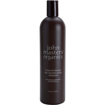 John Masters Organics Honey & Hibiscus sampon regenerator pentru intarirea parului