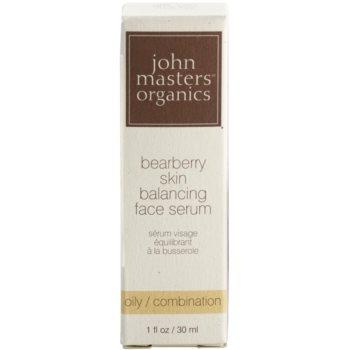 John Masters Organics Oily to Combination Skin Serum zur Regulierung der Talgbildung 3