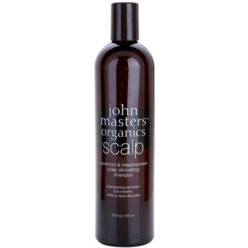 John Masters Organics Scalp sampon pentru cresterea parului pentru un scalp sanatos