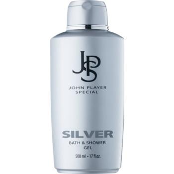 John Player Special Silver gel de dus pentru barbati 500 ml