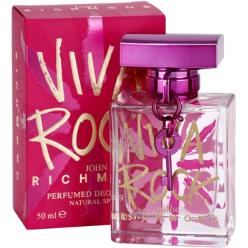 John Richmond Viva Rock Deo-Spray für Damen 1