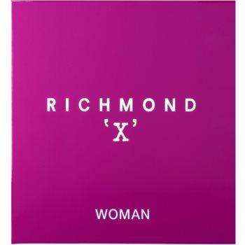 John Richmond X for Woman coffret presente 1
