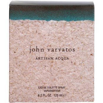 John Varvatos Artisan Acqua тоалетна вода за мъже 4