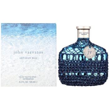 John Varvatos Artisan Blu Eau de Toilette pentru barbati 125 ml