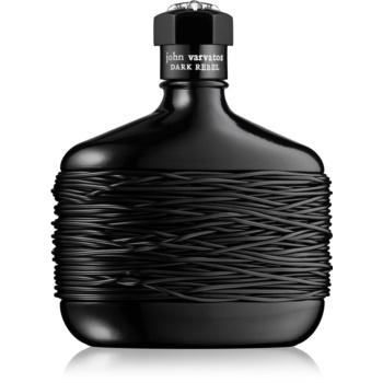 John Varvatos Dark Rebel eau de toilette pentru barbati 125 ml