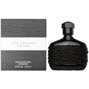 John Varvatos Dark Rebel Eau de Toilette pentru barbati 75 ml