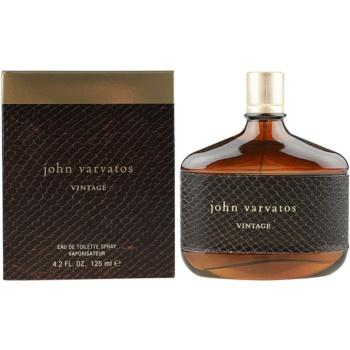 John Varvatos Vintage Eau de Toilette pentru barbati 1