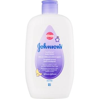 Johnson's Baby Care Lotiune de corp pentru copiii pentru un somn linistit