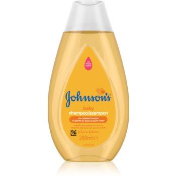 Johnson's® Wash and Bath sampon extra delicat pentru nou-nascuti si copii poza noua